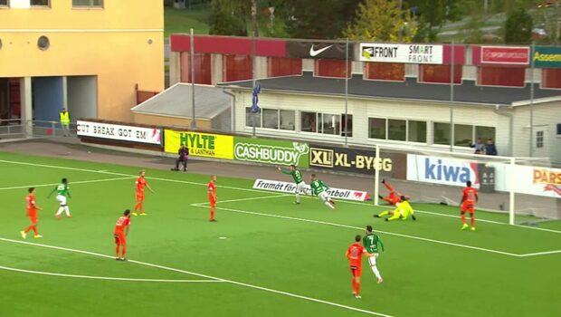 Höjdpunkter: AFC Eskilstuna-Jönköpings Södra