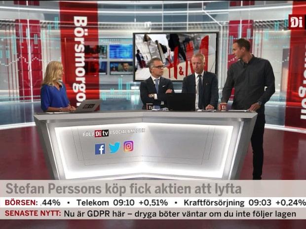 Experterna om insiderhandeln i H&M och Ericsson