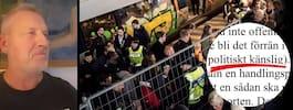 Gränspolisen varnar för  att Sverige inte skyddas