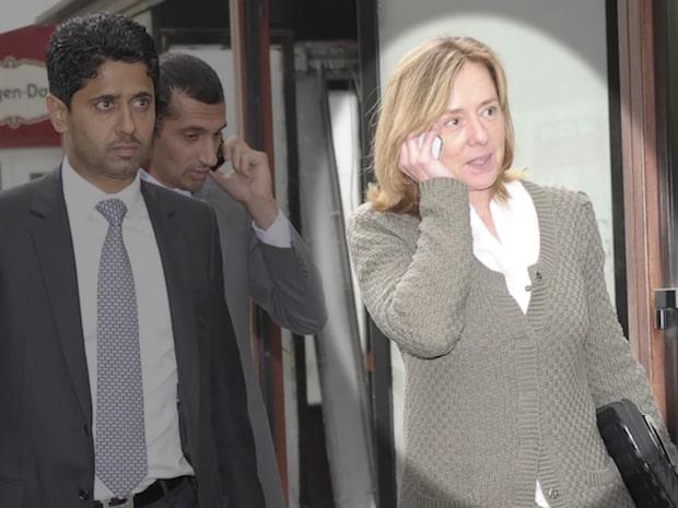 Hon är mystiska kvinnan bakom miljardaffärerna i PSG