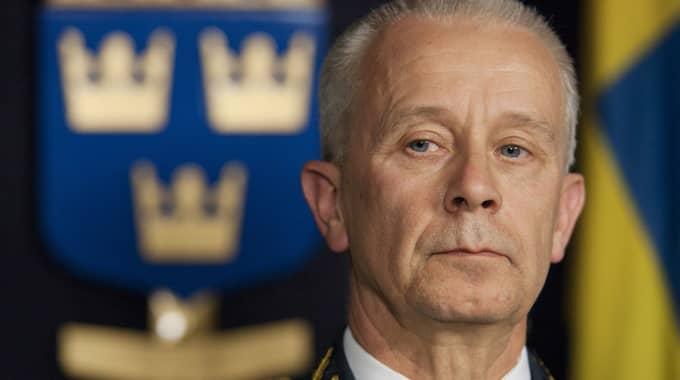 Det kommer att bli svårt att stå utanför en eventuell konflikt, menar Sverker Göransson. Foto: Stefan Forsell
