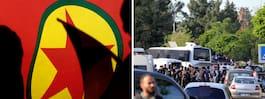 Svensk medborgare med PKK-koppling gripen i Turkiet
