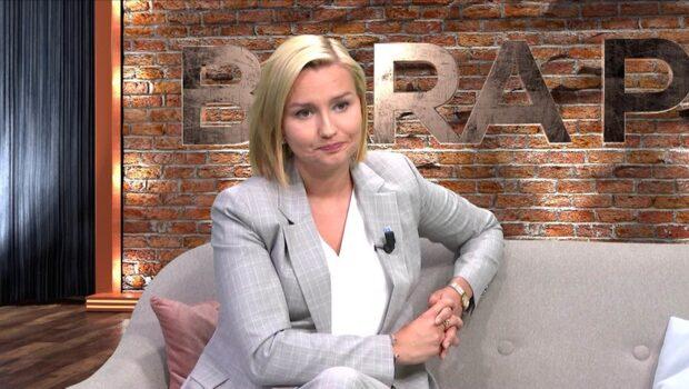 Bara Politik: 22 augusti - Intervju med Ebba Busch Thor