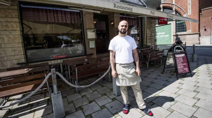 Kvällsposten har tidigare skrivit om Sinan Coskun kamp för att få vara kvar i Sverige. Foto: Tomas Leprince