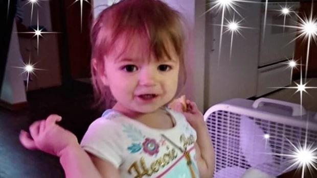 Treåriga Hazel död – pappans flickvän anklagas