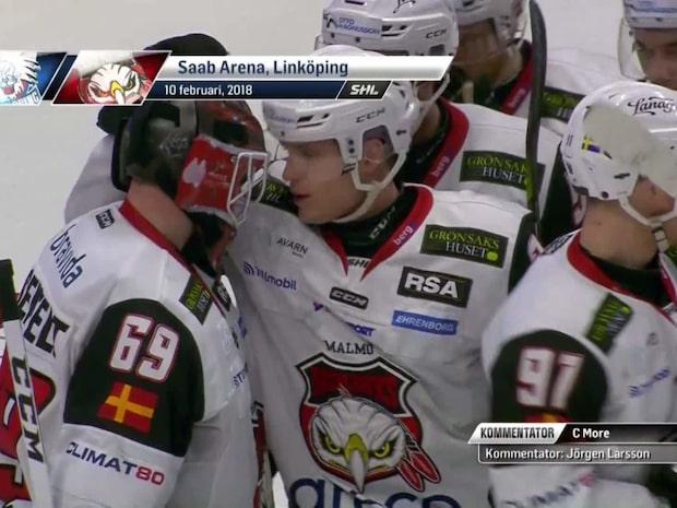 Femte raka förlusten för Linköping