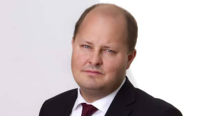 Thomas Mattsson, ansvarig utgivare. Foto: Ylwa Yngvesson