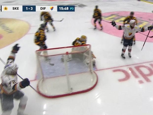 Höjdpunkter: Skellefteå-Djurgården