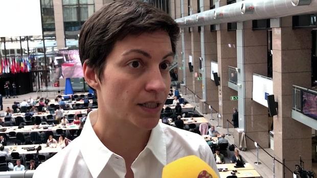 """Ledamoten för De gröna: """"Vi kan inte vänta till 2050"""""""