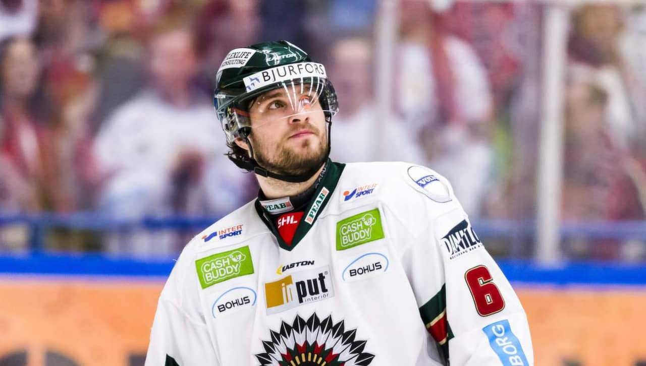 Wikstrand klar for frolunda