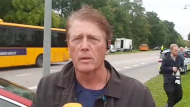 """Fritz Schibli: """"Massvis med polispatruller på plats"""""""