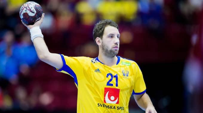 Patrik Fahlgren. Foto: Ludvig Thunman / BILDBYRÅN