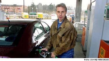 Rekorddyr bensin i sommar
