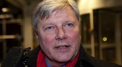 """GJORDE BRA VINST. När Vänsterpartiets Lars Ohly sålde sin lägenhet gjorde han en vinst på 600 000 kronor. """"En otäck utveckling"""", säger han. Foto: Roger Vikström"""