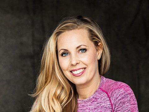 Hälsocoachen Karin Haglund tycker att man ska äta mycket växtbaserad mat.