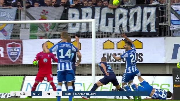 Höjdpunkter: IFK Göteborg-Malmö FF