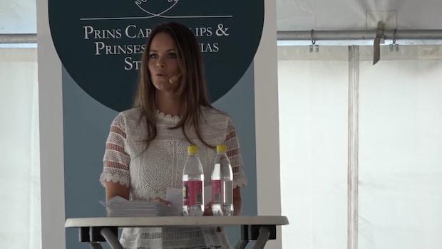 Prinsessan Sofia om barnens utsatthet på nätet