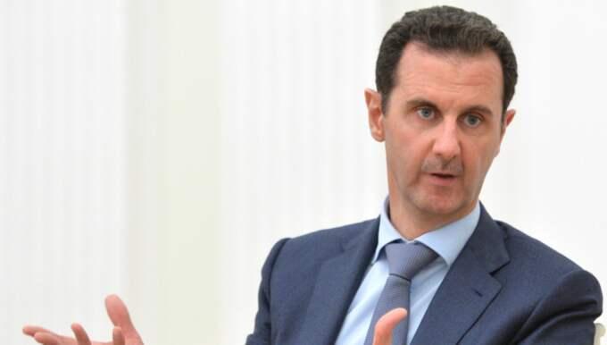 Bashar al-Assad, president i Syrien.