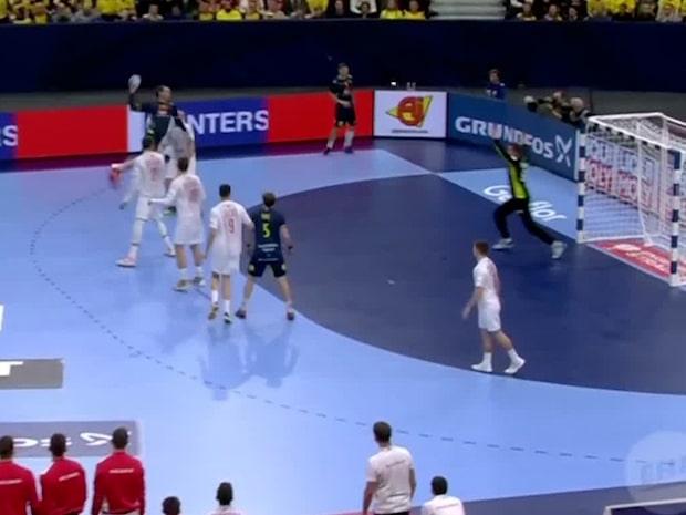 Höjdpunkter: Sverige besegrade Polen i sista gruppspelsmatchen
