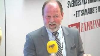 Stockholms Opens vd Christer Hult Foto: Expressen TV