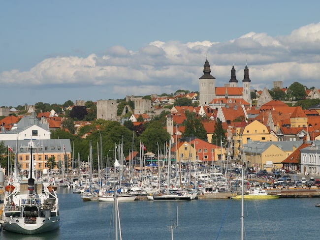 SAS startar en ny direktlinje mellan Oslo och Gotland.