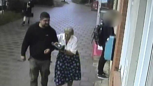 Falska fönsterputsare rånade Ulla på 15 000 kronor