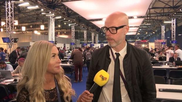 """Anders Nunstedt: """"Inte satt sitt nummer till 100 procent"""""""