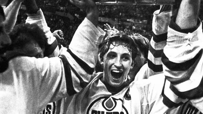 Wayne Gretzky. Foto: LARRY MACDOUGALL / AP TT / NTB SCANPIX
