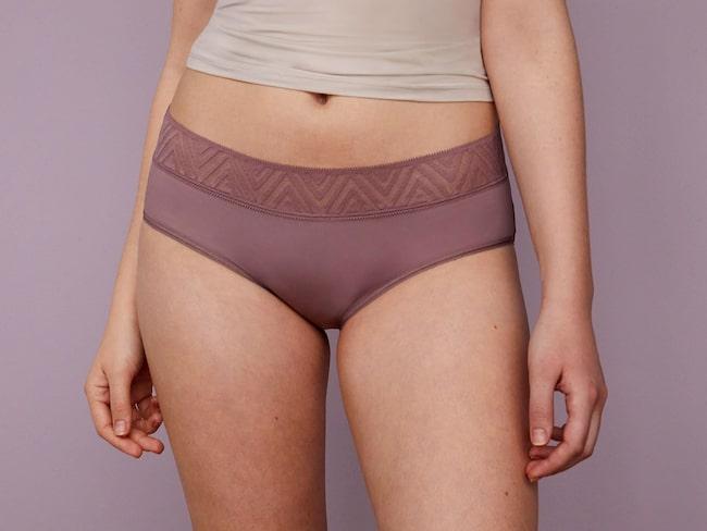 Menstrosan är det nya mensskyddet