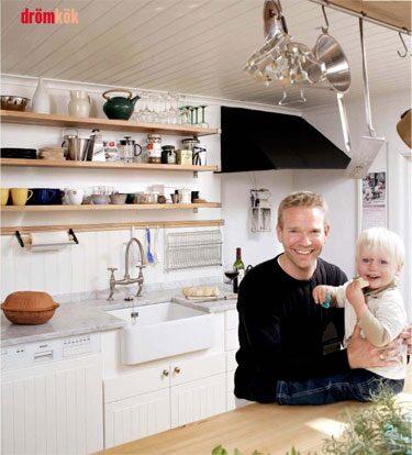 Nytt kök med enkla medel Köket GAMMAL Expressen Leva& bo