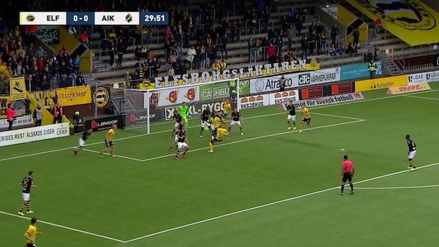 Höjdpunkter: Elfsborg-AIK