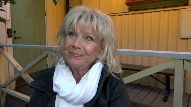 "Ann-Louise Hanson hyllade Lil-Babs på scenen: ""Tänker på henne varje dag"""