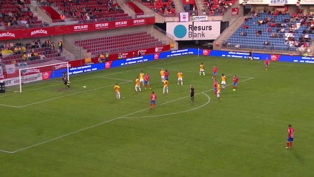 Highlights: Helsingborg-Falkenberg