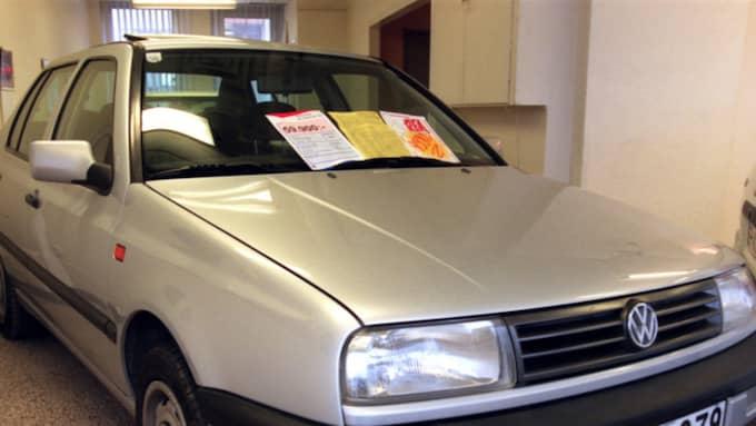 Det finns flera svenska bilvärderingssajter som är gratis. De som Konsument Europa fått klagomål på är sajter som har sitt säte utomlands. Foto: Torbjörn Boström