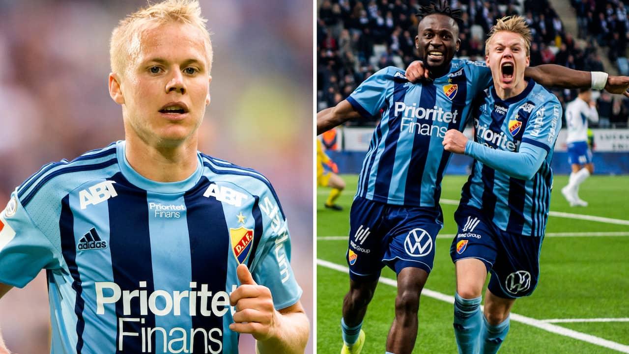 AVSLÖJAR: MLS-klubben jagar Djurgårdens guldhjälte