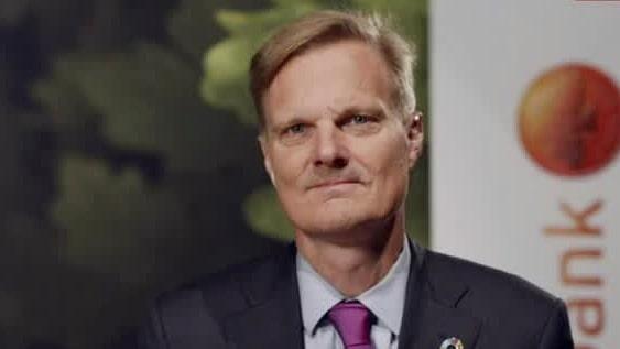 """Swedbanks vd: """"Vi banker kan stärka ekonomin och hjälpa Sverige ur krisen"""""""