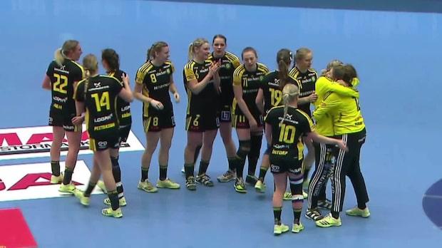 Highlights: Sävehof–VästeråsIrsta