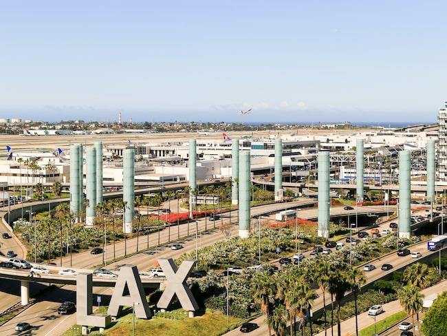 LAX har länge brottats med trafikstockningar runtom på området.