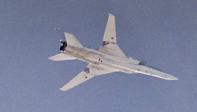 Enligt det lettiska försvarsministeriet ska bland annat två plan av typen TU-22 deltagit i övningen.
