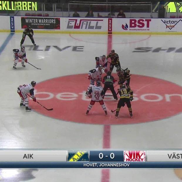 Höjdpunkter: AIK-Västervik