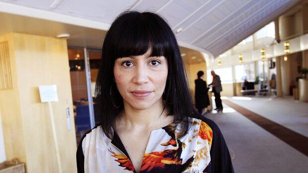 """Rossana Dinamarca (V): """"Viktigt för att visa att det inte finns fredade zoner"""""""