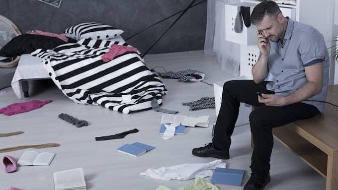 Inbrott innebär traumatisk upplevelse för den drabbade. Att inte få ut pengar via försäkringen gör traumat ännu värre. Foto: Shutterstock