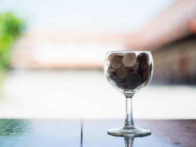 Lägg ett par extra tior på vinet - för mer kvalitet, anser Andreas Grube.