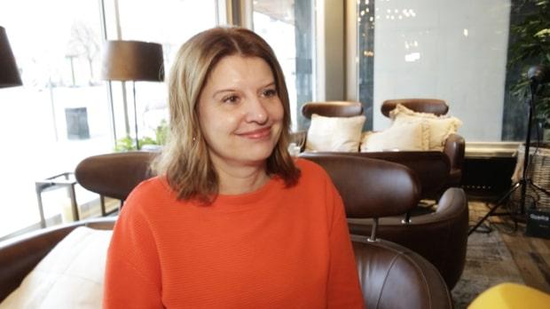 Simona Ahrnstedt: Erotik ska vara på lika villkor