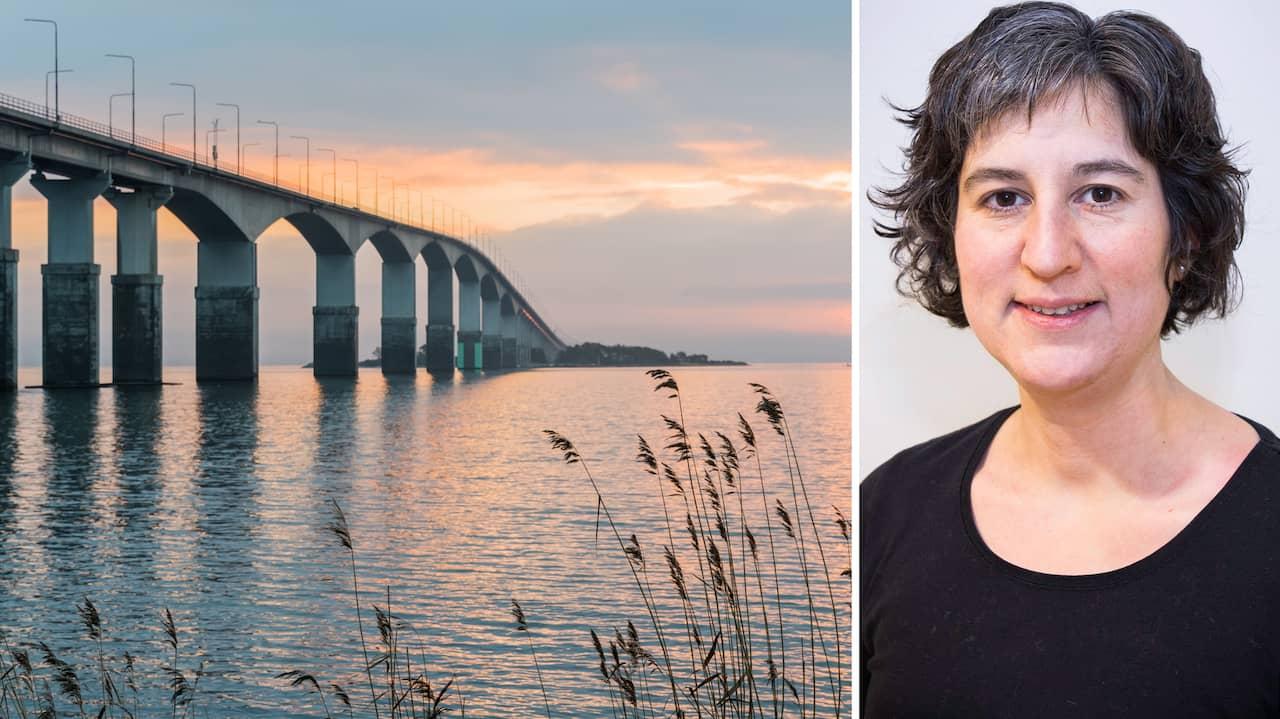 Smittskyddsläkaren får inte stänga Ölandsbron