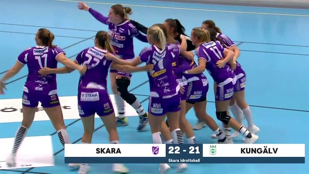 Highlights: Skara-Kungälv