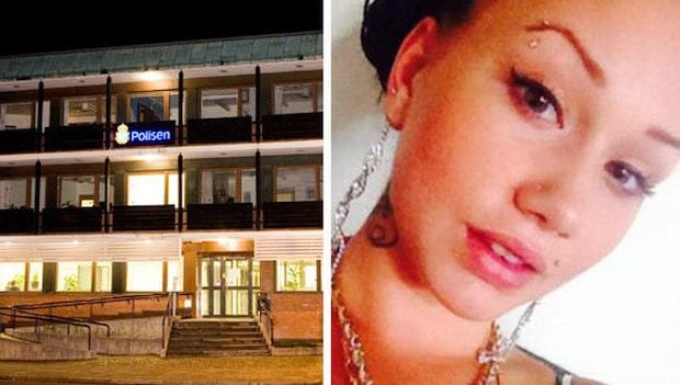 Michelle dog i arresten i Lund