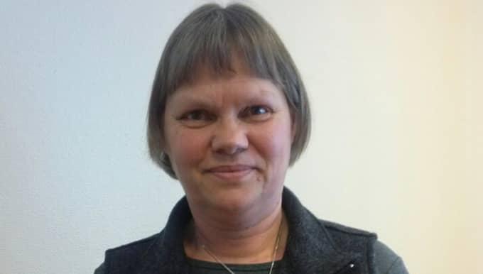 Pia Karlsson är glad över nytillskotten och snart får allmänheten träffa Kikki, Bettan och Lotta. – På måndag kommer de ut i den stora hagen, säger hon. Foto: Privat