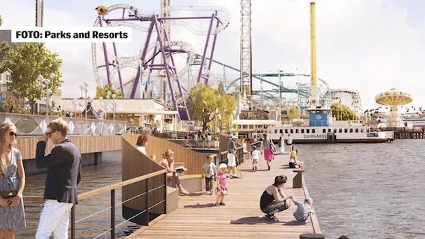 Striden om Gröna Lunds utbyggnad