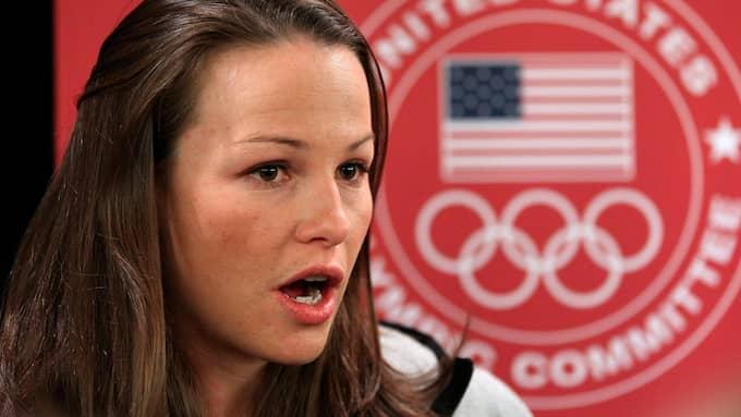 Lindsey Van. Foto: RICK BOWMER / AP TT NYHETSBYRÅN
